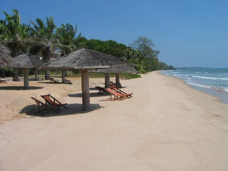 Rim Pae i Rayong beach